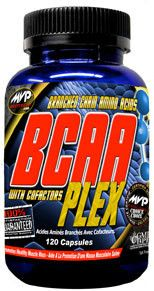 MVP Nutrition BCAA Plex aminokiseline u kapsulama | Ljekarnik.hr