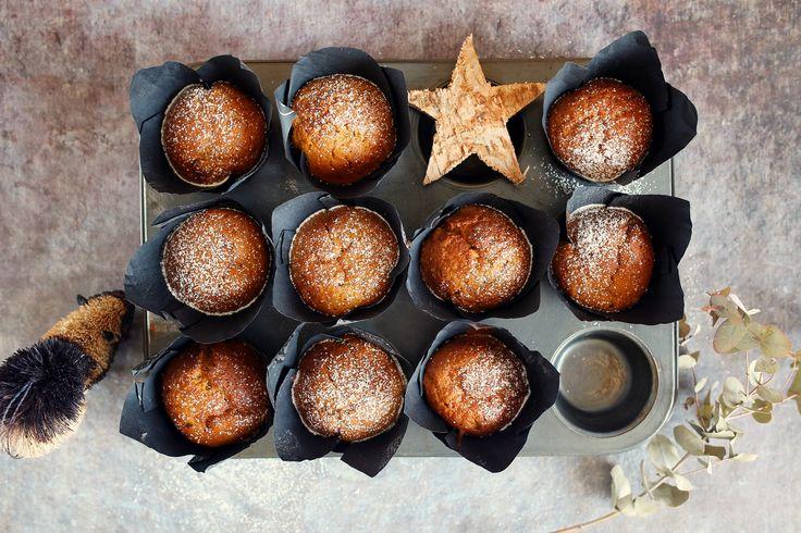 Frankó őszi süti: sütőtökös muffin
