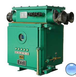 Low Voltage Vaccum protection box. Max. Current: 1200A. Max. Voltage: 3300V