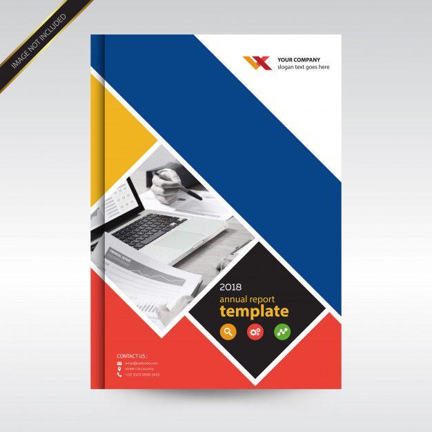 Simplae Annual Report Design Template And Triangle Annual Report Design Report Design Template Report Design