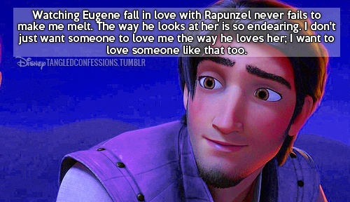 Watching Eugene Fall In Love With Rapunzel Never Fails To -8905