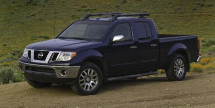My truck.  2010 Nissan Frontier LE Crew Cab 4x2 4.0L DOHC.  265HP.