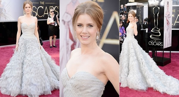 Amy Adams Oscar 2013.