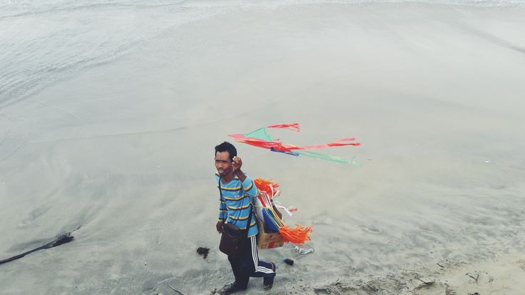 the spirit of the kite-seller
