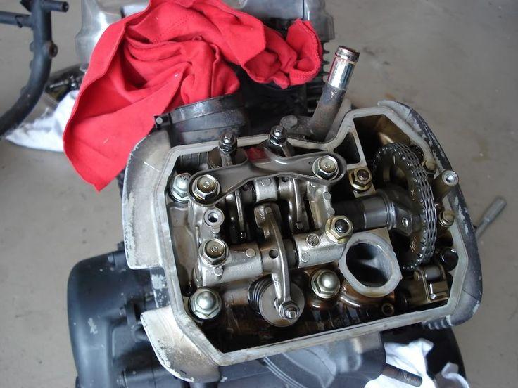My VLX bobber/rat bike process thread... - Honda Shadow Forums : Shadow Motorcycle Forum