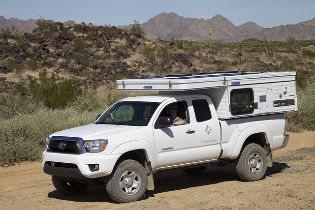The Quot Jatac Quot Project Just A Tacoma And Camper In Cabeza