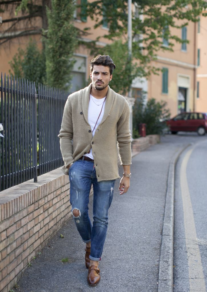 MenStyle1- Men's Style Blog - Casual Men's Style Inspiration. I recently...