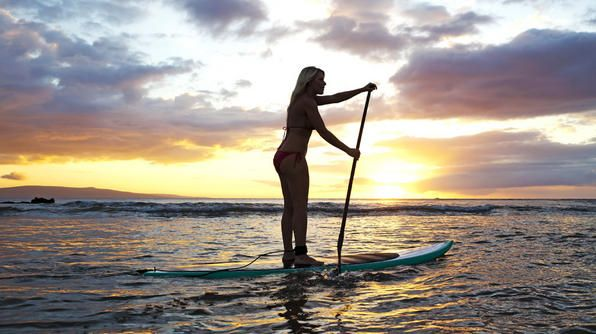 Go Paddle boardingStands Up Paddleboard, Vacations Spots, Paddleboard Wgroup, Popular Destinations, Paddles Boards, Boards Sunsets, Big Islands, Sunsets Experiments, Peanut Islands