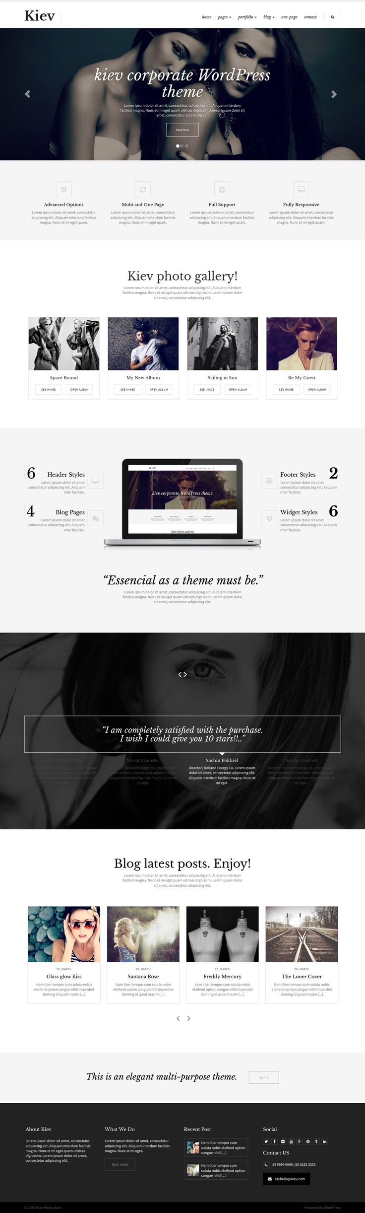 Best website options for photographers