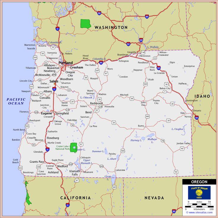 1000 Images About United States Oregon Washington On