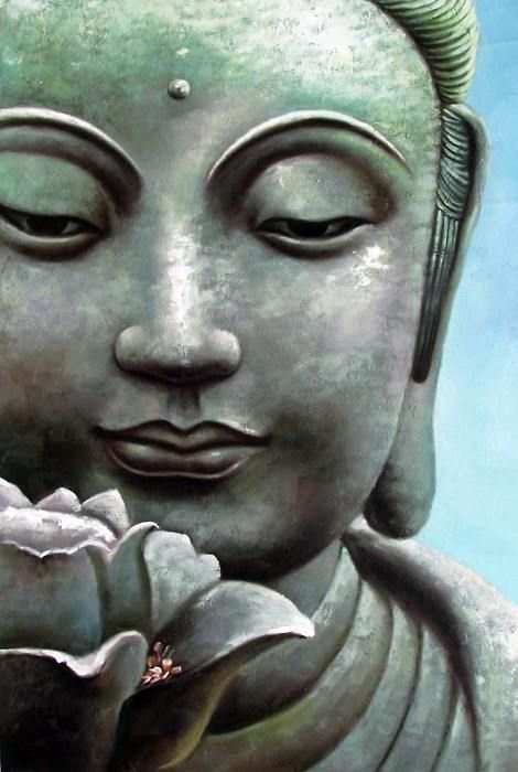 Let your love flow outward through the universe, To its height, its depth, its broad extent, A limitless love, without hatred or enmity. Then as you stand or walk, Sit or lie down, As long as you are awake, Strive for this with a one-pointed mind; Your life will bring heaven to earth. --Sutta Nipata ..*