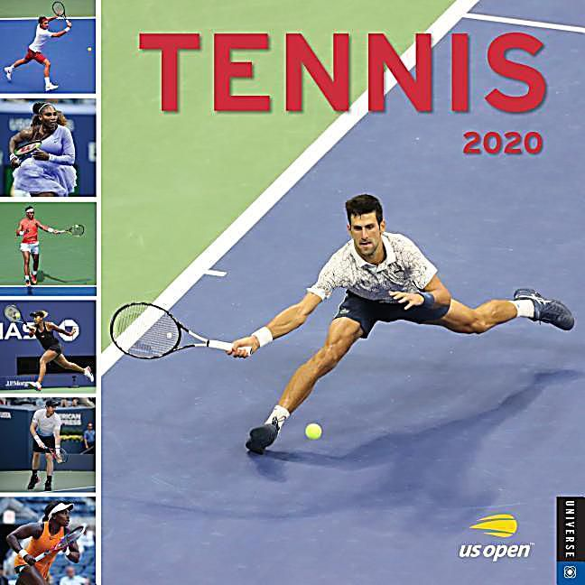 Tennis 2020 Wall Calendar Kalender In 2020 Freebooks Kalender Und Tennis