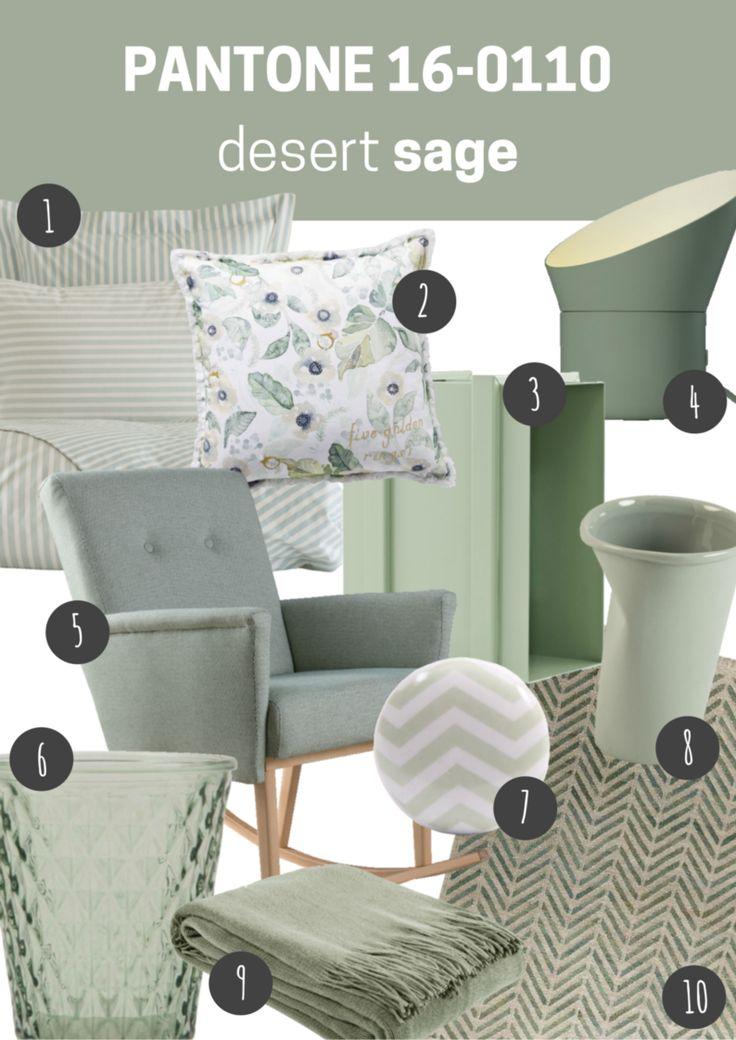 pantone 16-0110 desert sage   dodatki do wnętrz w kolorze desert sage // desert sage home accessories