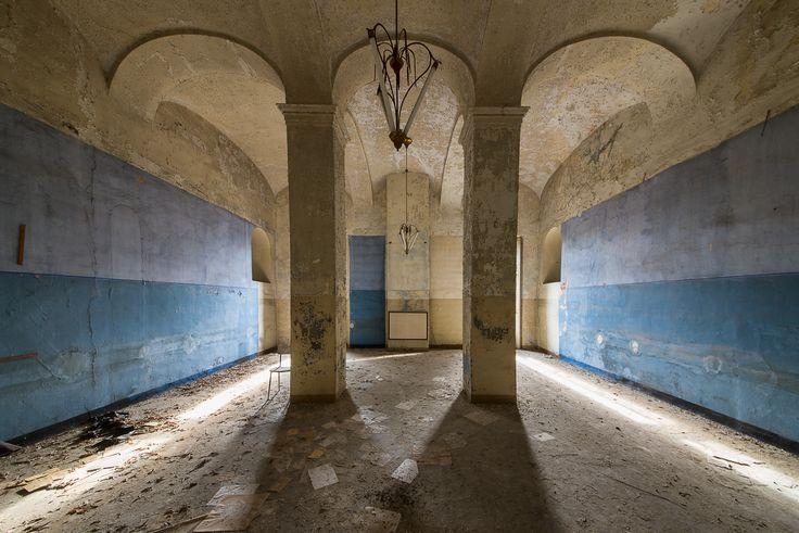Nicola Bertellotti, The mouth of madness, stampa fine art, 2015