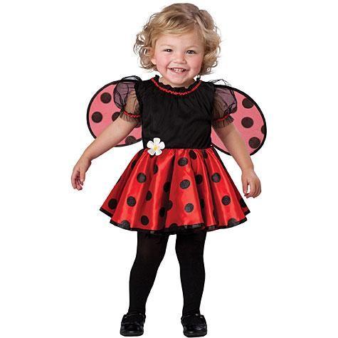 Já pensou em se vestir ou fantasiar a sua princesinha de Joaninha? Veja só que fantasia mais legal para este carnaval! #carnaval #fantasias