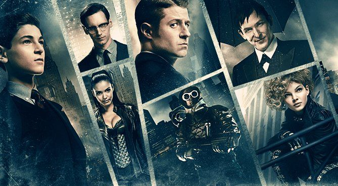 Gotham - Episode 2.17 - Into the Woods - Promo & Press Release