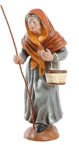 Pastores de 18 Centímetros - Nativity Scene Belenes Laravid