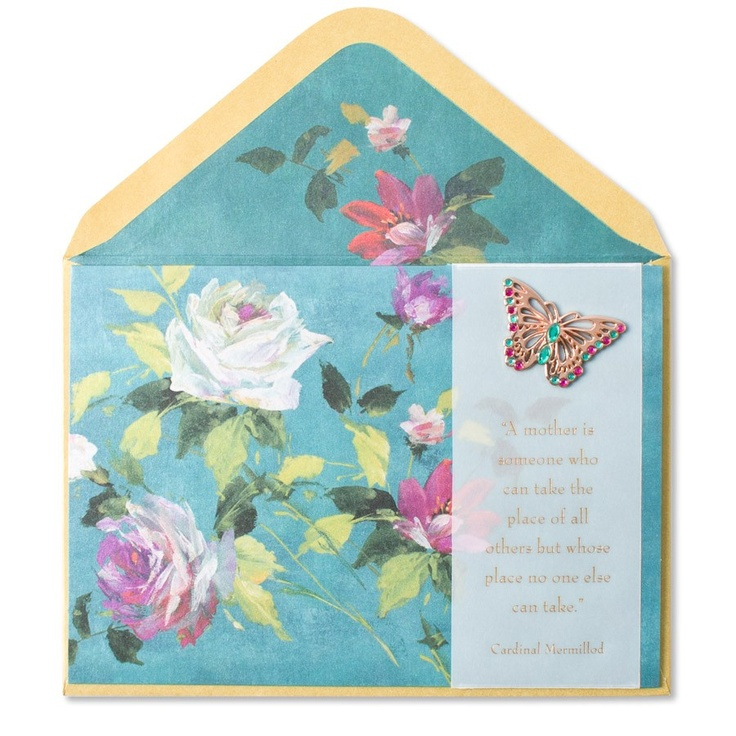 12 best papyrus greeting cards images on pinterest greeting cards papyrus painterly roses with butterfly card font a mother is someone who can butterfly cardsa mothergreeting m4hsunfo
