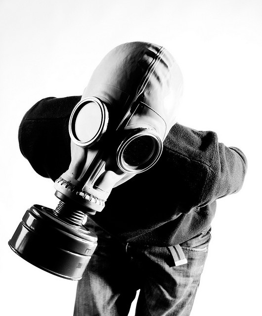 russian gas mask  | Russian Dog Face Gas Mask | Flickr - Photo Sharing!