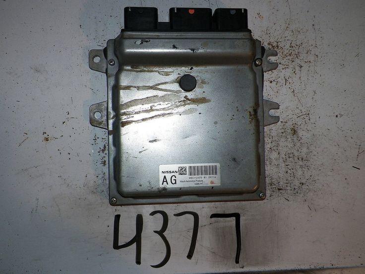 2011 11 nissan altima sdn computer brain engine control