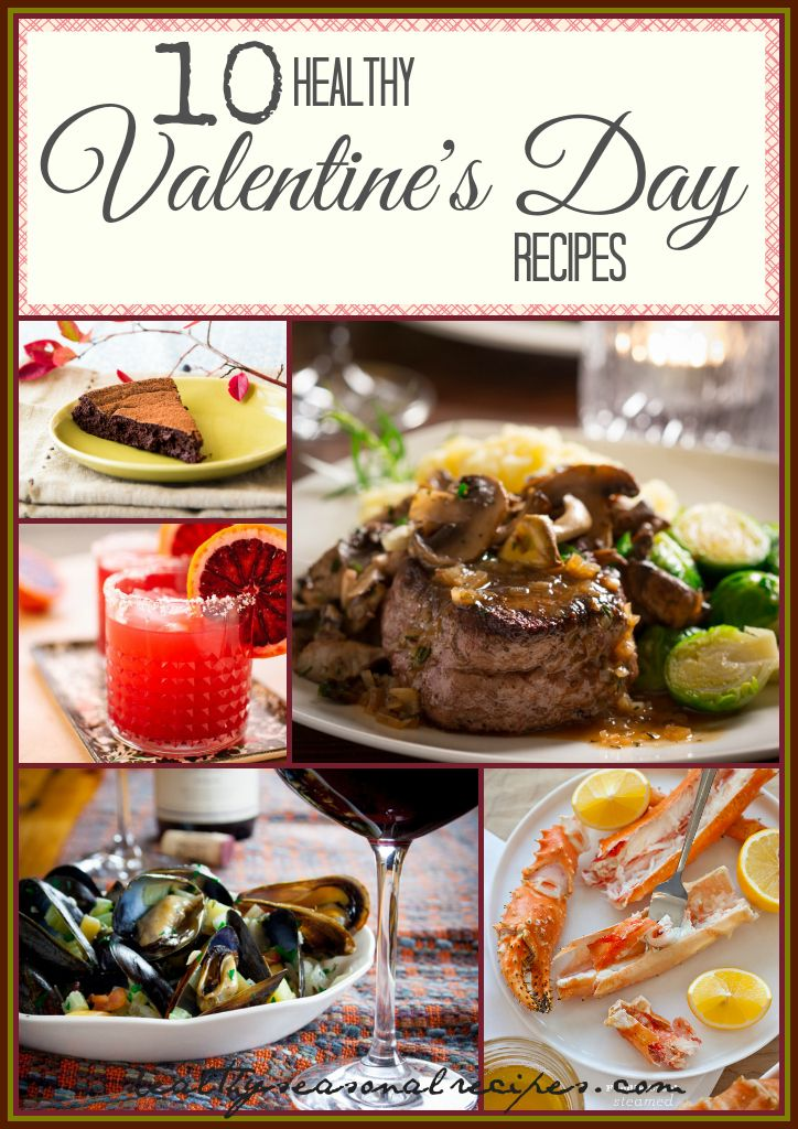 10 Healthy Valentine's Day Recipes from Healthy Seasonal Recipes
