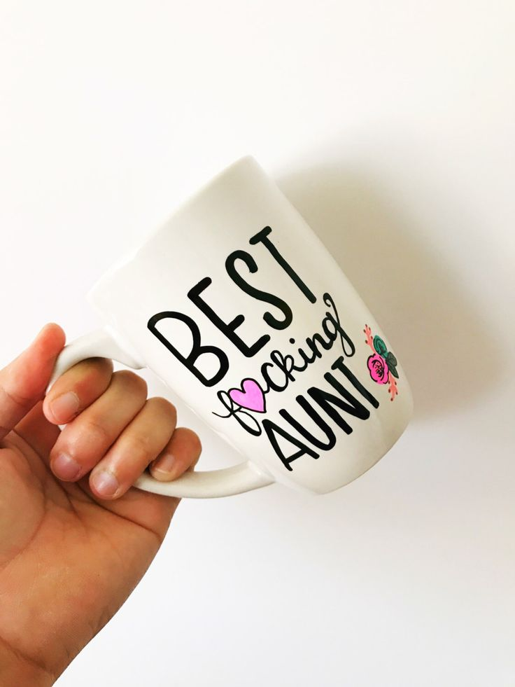 Aunt Gift, Aunt Mug, Gifts For Aunts, Aunt Birthday Gift, Aunt Gifts, Aunt Coffee Mug, Best F*cking Aunt, Mature Content by MaxandMitchCo on Etsy https://www.etsy.com/listing/475628402/aunt-gift-aunt-mug-gifts-for-aunts-aunt