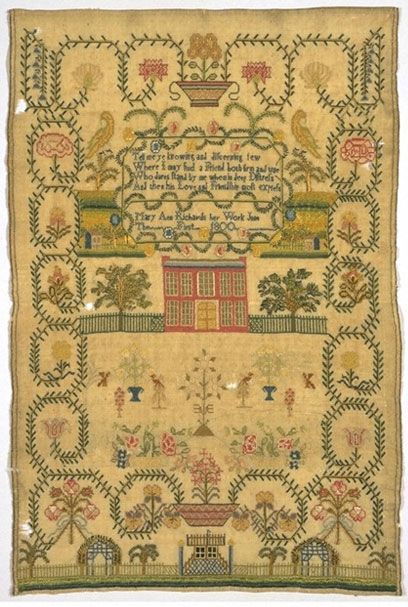 Samplers from the Collection | V