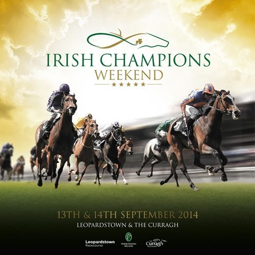 Horse Racing Ireland: Irish Champions Weekend Details Announced | Racing Future