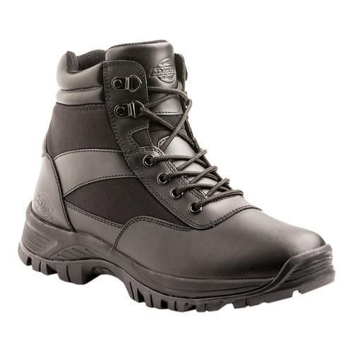 Men's Dickies Javelin 6in Soft Toe Tactical Safety Work Boot Leather