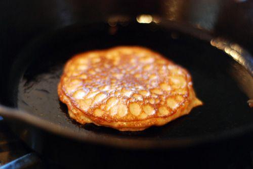 Cinnamon and Coconut Pancakes | Nom Nom Paleo