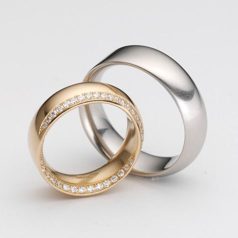 Wedding Rings – Galerie Isabella Hund, Schmuck     gallery for contemporary jewellery