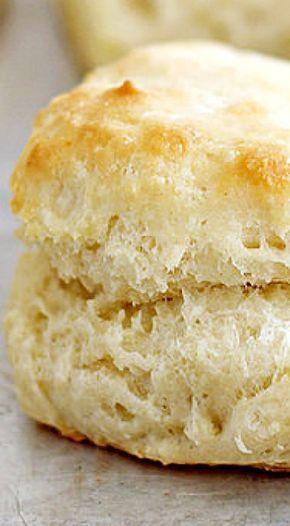 Des biscuits feuilletés et moelleux au babeurre du sud. ❊ #IntéressantChoses   – Bread