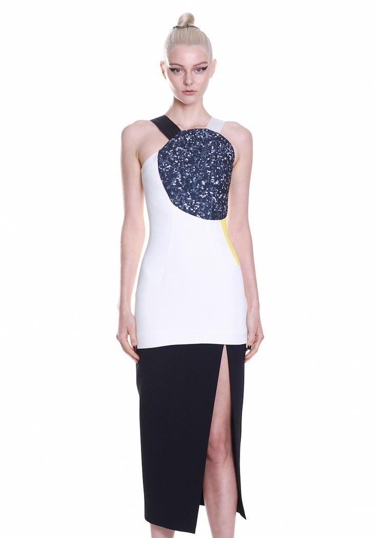 By Johnny Glitter Window Strap Top | Contemporary Australian Womenswear