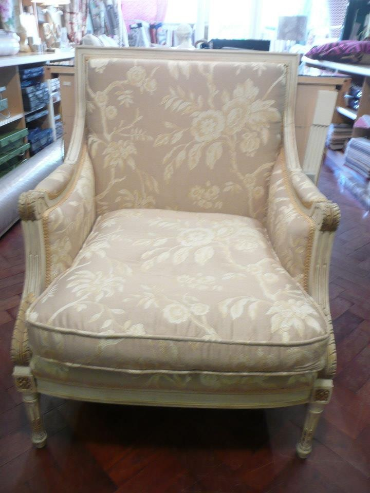 French arm chair reduced from €2,375 to €1,500