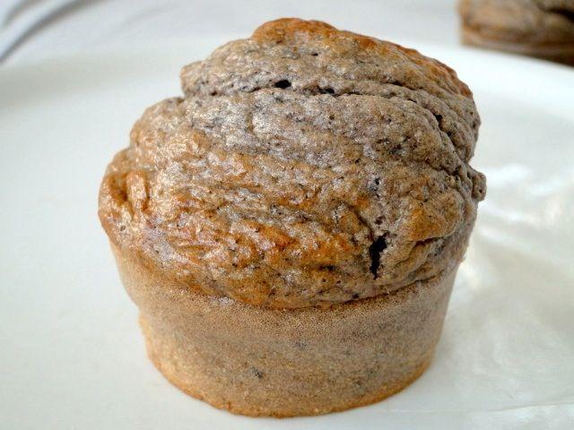 Muffins sans sucre aux protéines de whey