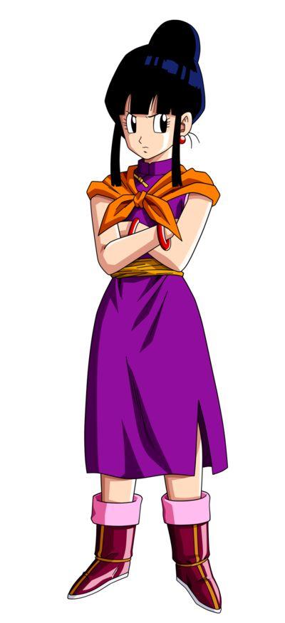 Milk (Chichi ) es la princesa Monte Flypan y la hija del Rey Gyuma que más tarde se casa con Goku y se convierte en la madre amorosa de Gohan y Goten