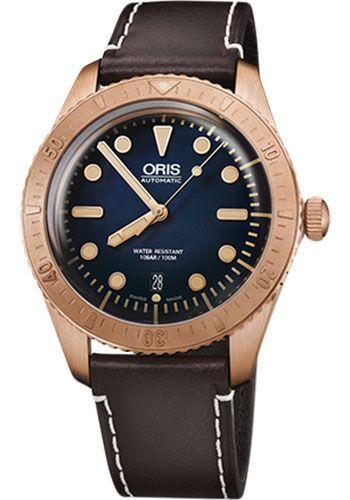 Oris Watches - Carl Brashear - Style No: 01 733 7720 3185-Set LS