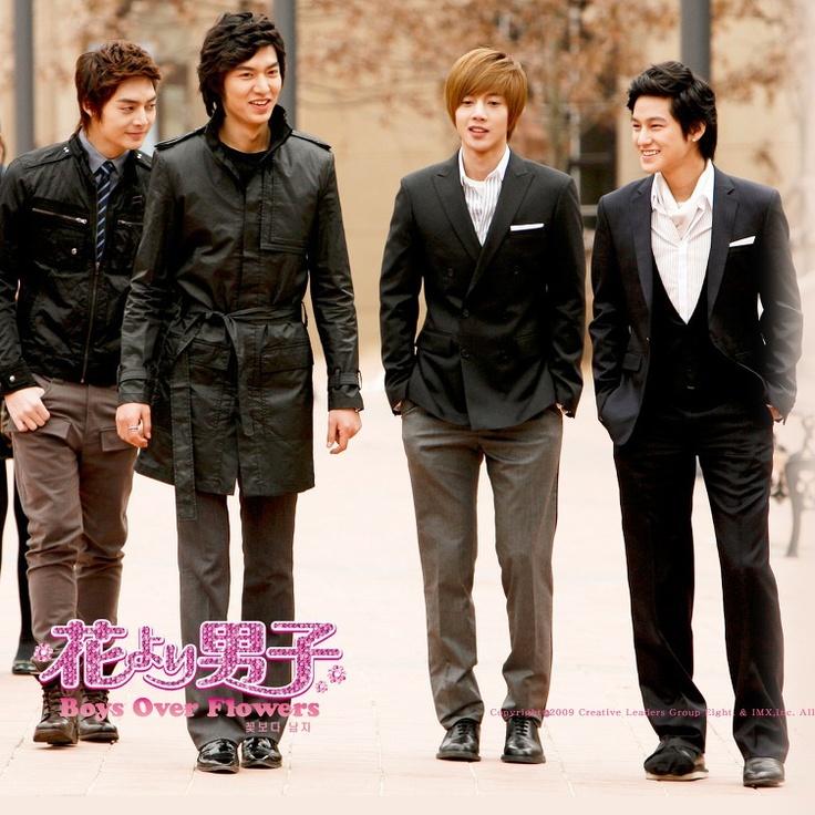 Boys Over Flowers Im Ye Jin: 297 Best Doramas Images On Pinterest
