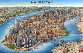 Afbeeldingsresultaat voor manhattan new york