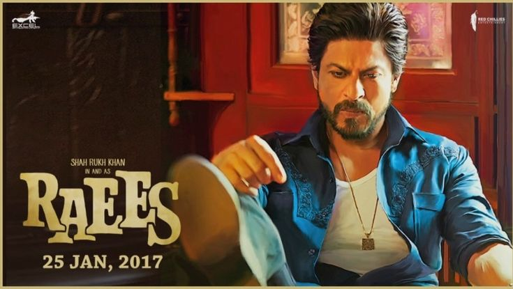 Raees (English: Wealthy) is a 2017 Indian action crime thriller film directed by Rahul Dholakia and produced by Gauri Khan, Ritesh Sidhwani and Farhan Akhtar under their banners Red Chillies Entertainment and Excel Entertainment. It stars Shah Rukh Khan, Mahira Khan and Nawazuddin Siddiqui.  Pagalworld Movie Download