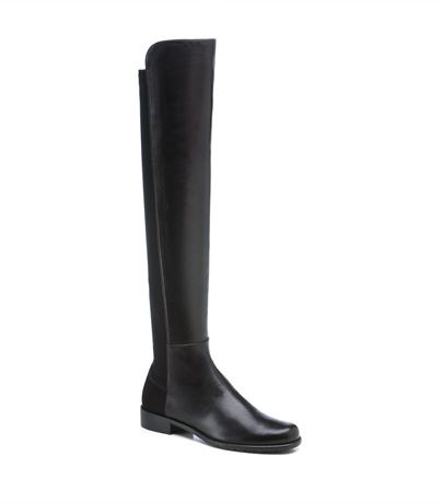 Stuart Weitzman - 5050 Boot | http://www.oliviapalermo.com/shopping-for-country-luxe/