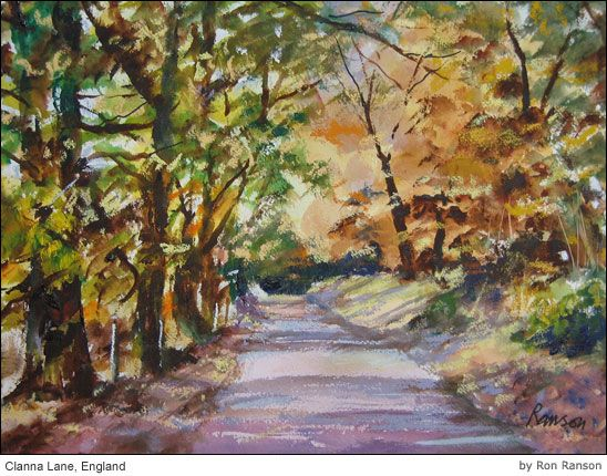 Ron ranson ron ranson paintings for sale paintings for Watercolor art prints for sale
