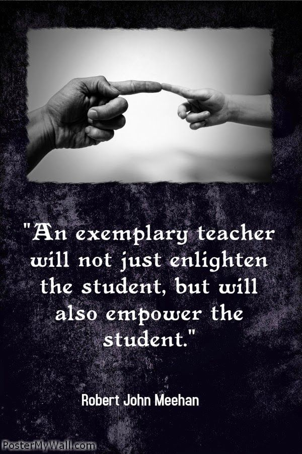 What teachers can be...: We must shift the focus of our classrooms from obe...