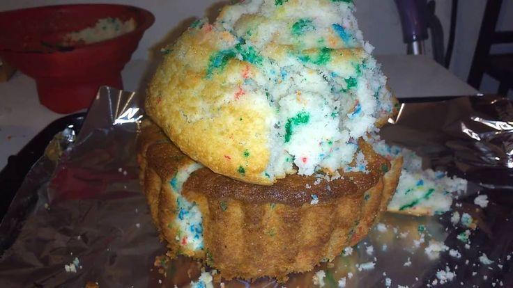 Giant cupcake fail | pintrest fails | Pinterest | Giant Cupcakes