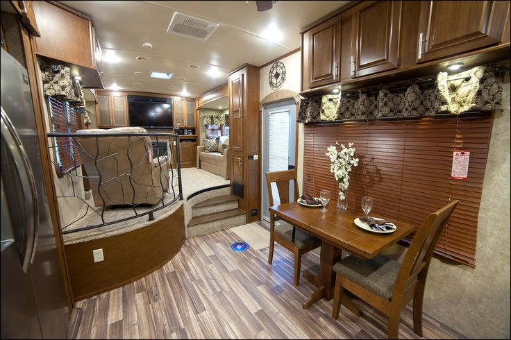 Best 25 luxury fifth wheel ideas on pinterest luxury rv - 2016 luxury front living room 5th wheel ...