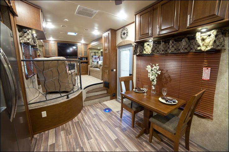 Best 25 luxury fifth wheel ideas on pinterest luxury rv - Infinity fifth wheel front living room ...
