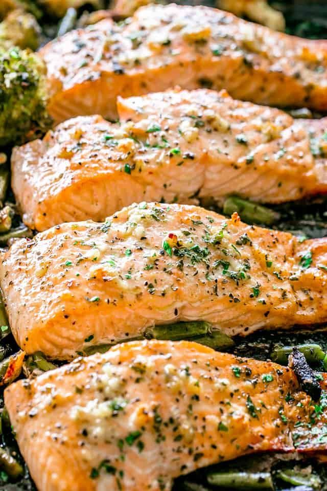 Delicious Healthy Salmon Recipes That Ll Satisfy Your Family Palate Salmonrecipes Bakedsalmon