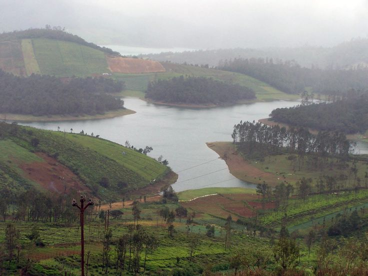 Avalanche Lake - Ooty