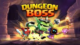 Image result for Dungeon Boss splash screen