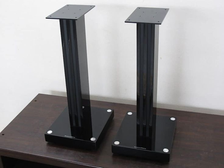 Speaker Stands For Home Theaters